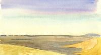 aquarelle-dunes-amsaga-mauritanie