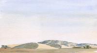 aquarelle-dunes-kneifissat-mauritanie-1