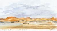aquarelle-elb-el-aioun-mauritanie