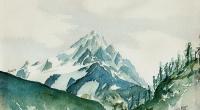 aquarelle-aiguille-chardonnet