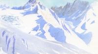 aquarelle-chardonnet-hiver