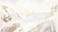 aquarelle-glacier-aiguille-tour