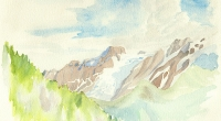 aquarelle-glacier-trient-2